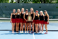 AWARDS 2017 State Tennis